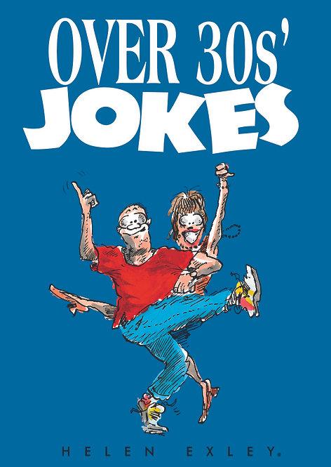 Over 30's Jokes
