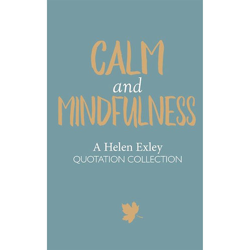 Calm & Mindfulness - Quotation Collection