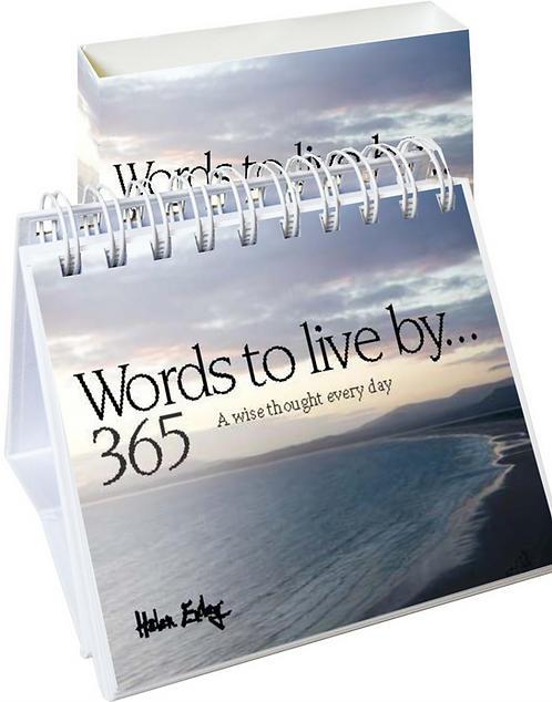 365 Words to Live By