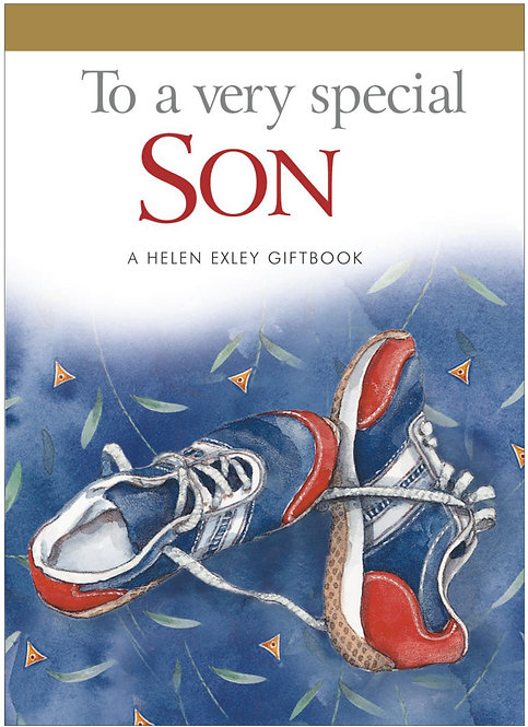 To A Very Special Son - TGTK