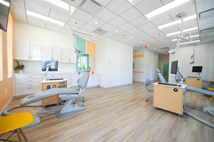 Patient Treatment Area Open Bay 3