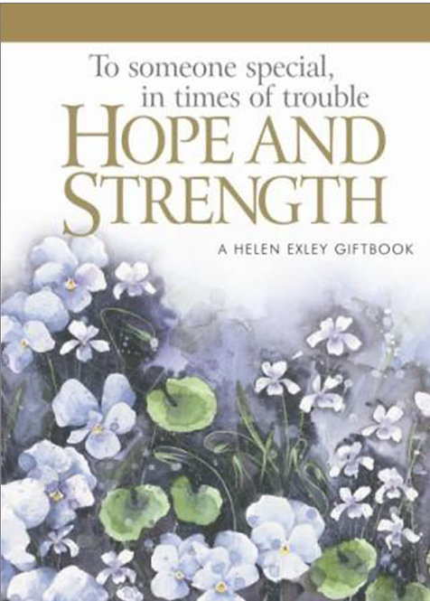 Hope and Strength  - TGTK