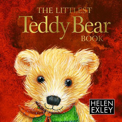 The Littlest Teddy Book
