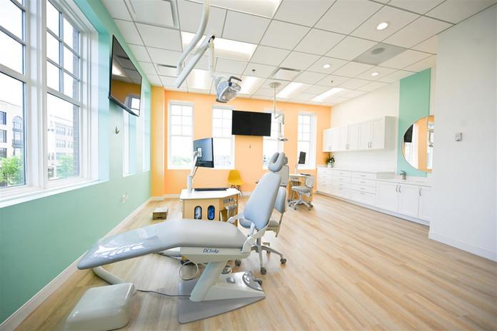 Patient Treatment Area Open Bay 2