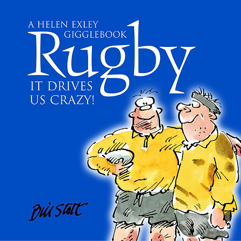Rugby It Drives Us Crazy
