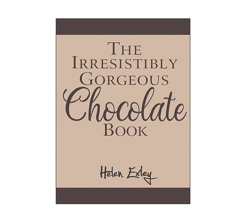 The Irresistibly Gorgeous Chocolate Book