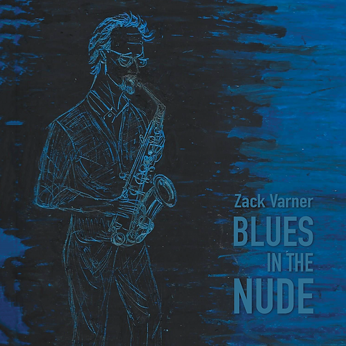 Blues in the Nude CD