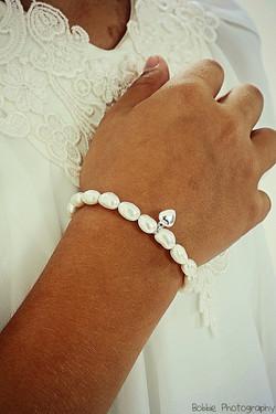 Pearl Children's Bracelet