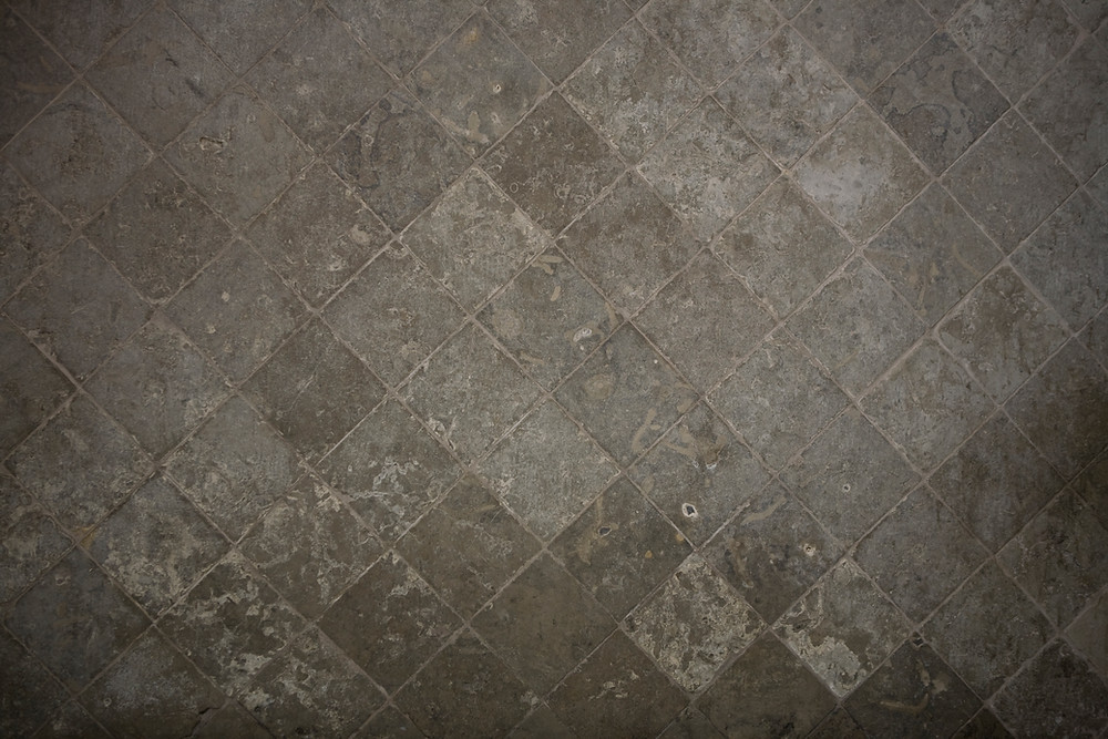 Bathroom Flooring, Stone