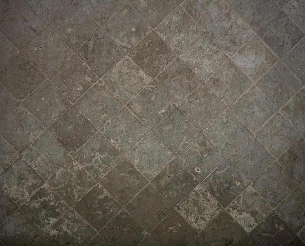 Granit-Fliesen in der Küche