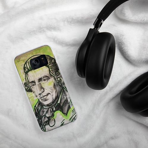 Samsung Case - Joseph Haydn - by Schirka El Creativo