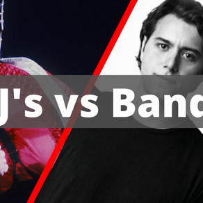 DJ's vs Bands? What works for your event?