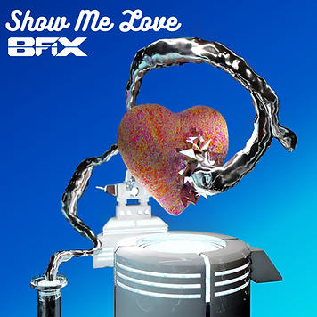 Show Me Love CD Cover Art.png