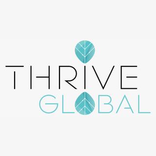 Thrive Global | Patricia Ladis