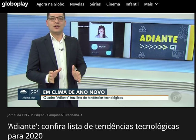 Materia Globo EPTV Campinas Homebook 19d