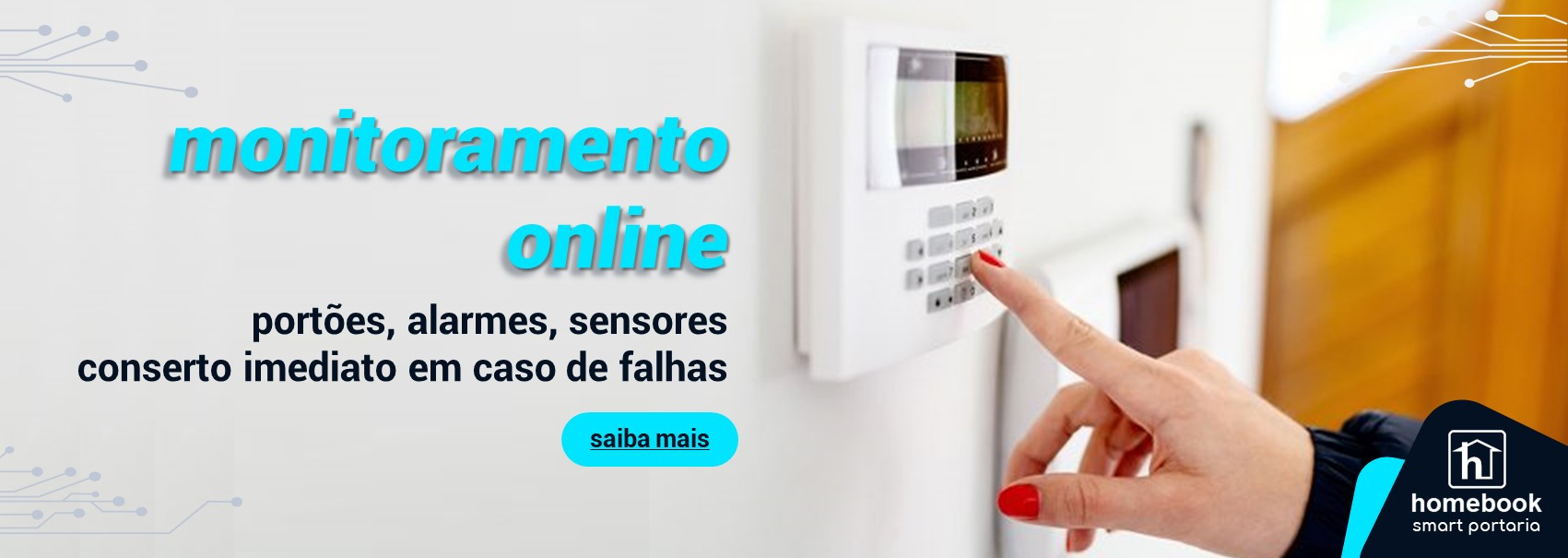 Homebook-Portaria-Remota-Robotizada-Monitoramento-Online-Portoes-Alames-Sensores