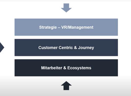 Die 3 Varianten, digitale Transformation in Unternehmen anzuschieben