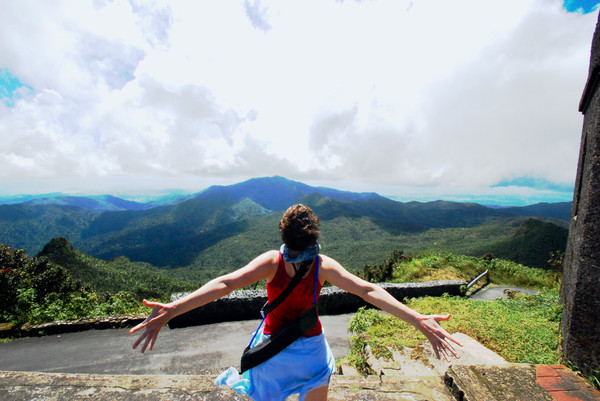 and so is El Yunque National Forest