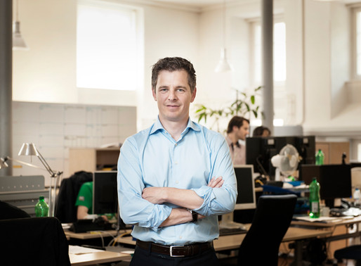 Philipp Sauber in der NZZ executive