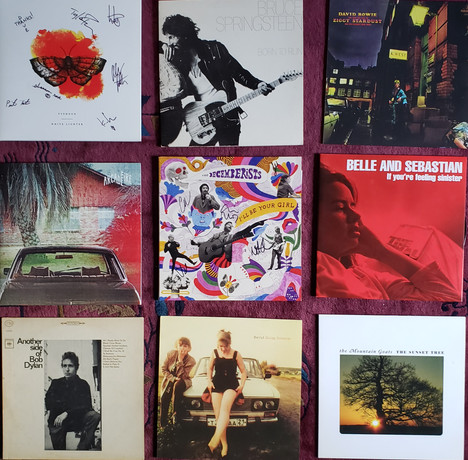these are among the most-played records in our collection