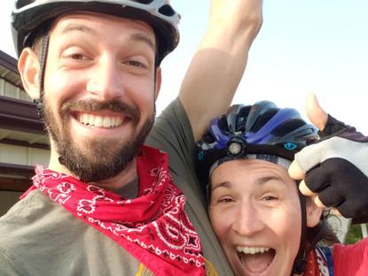 Day 26: 1,000 Miles!