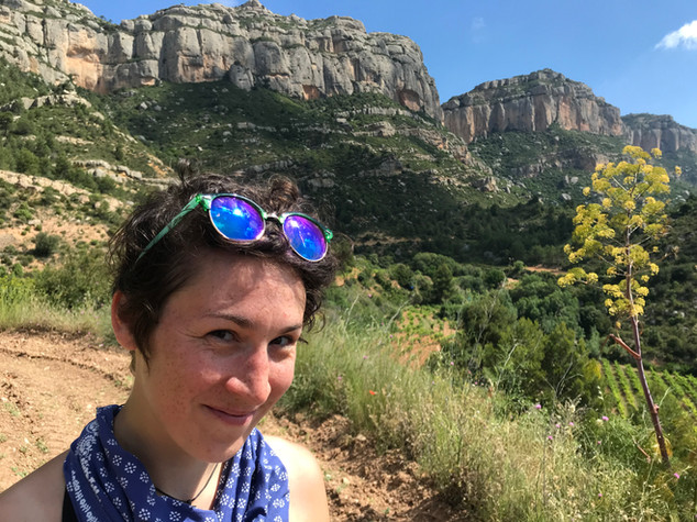 and if you can ever get to the Priorat, the hiking (& the wine!) are excellent