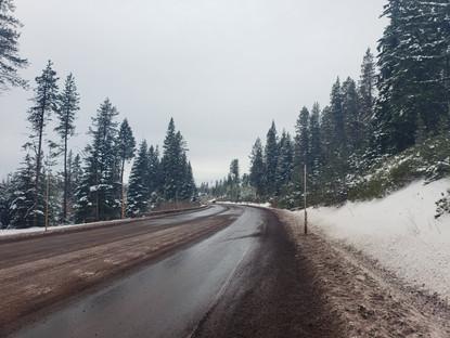 Day 81: Boss Battle 1 – Snow on Santiam