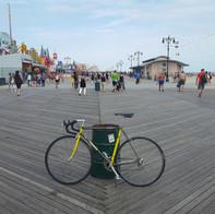 Poor Madeleine at Coney Island