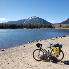 The Queen on Dillon Reservoir in Colorado