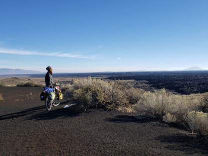 Days 68 & 69: Volcanic Craters & Atomic Towns