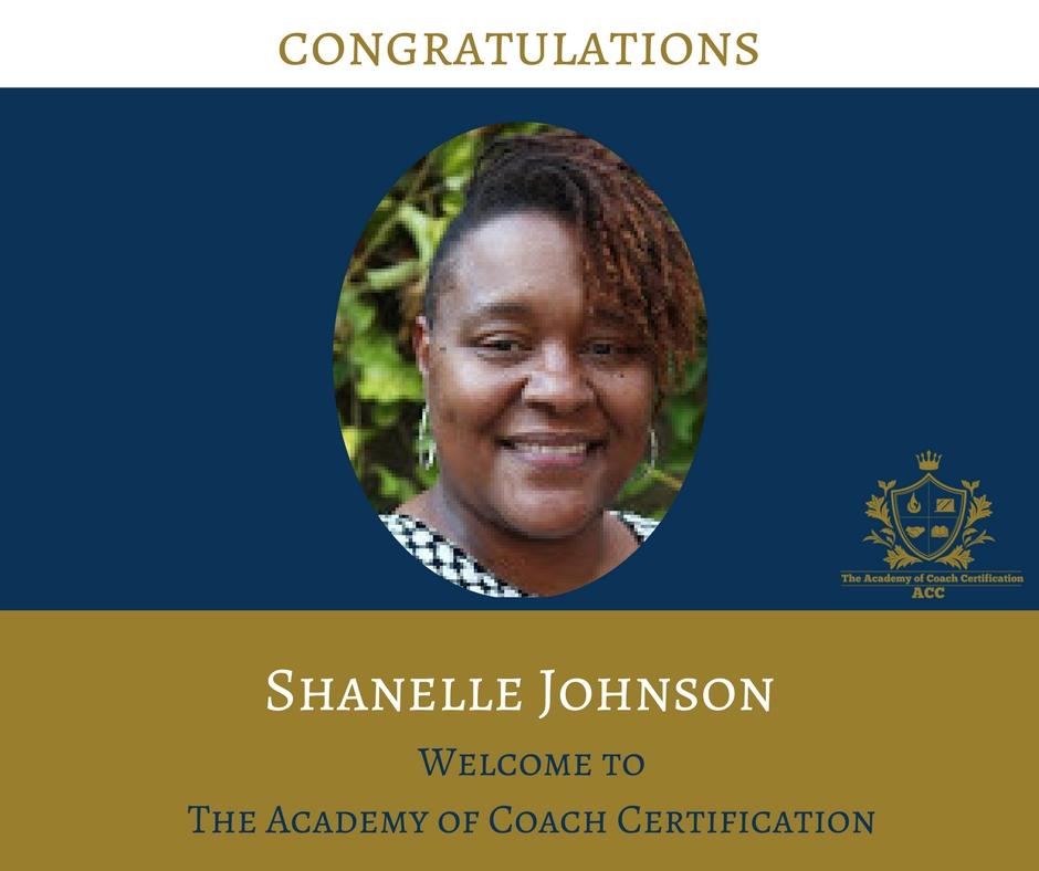 congratulations shanelle
