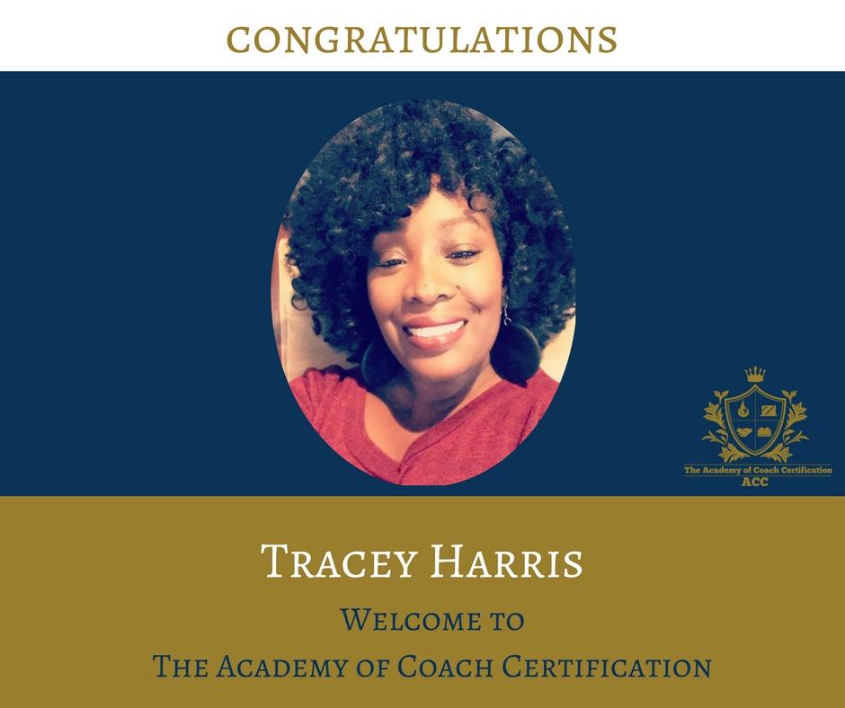 congratulations Tracey