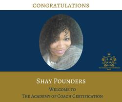 congratulations Shay