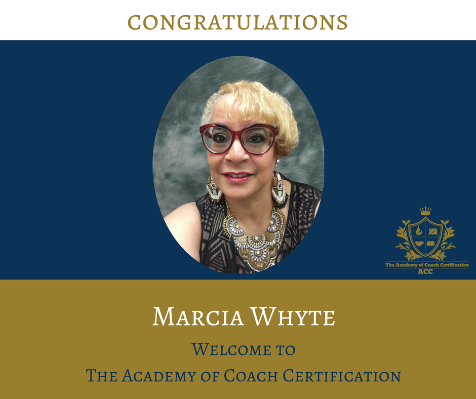 congratulations Marcia