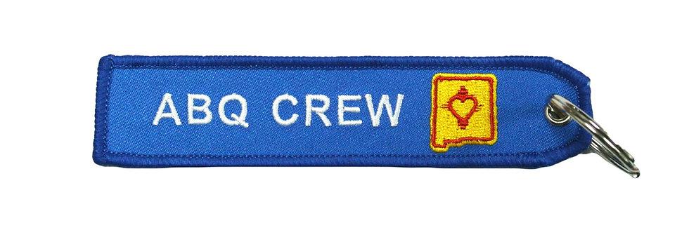 Crew Base Tag - ABQ