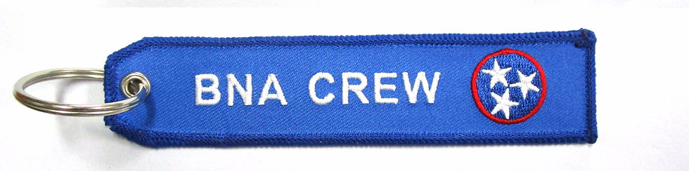 Crew Base Tag - BNA #2