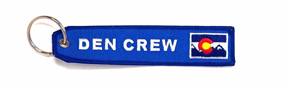 Crew Base Tag - DEN