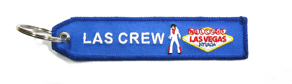Crew Base Tag - LAS
