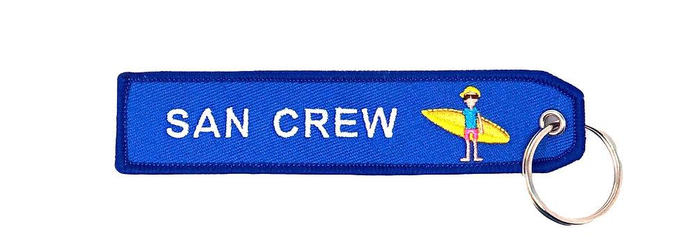 Crew Base Tag - SAN
