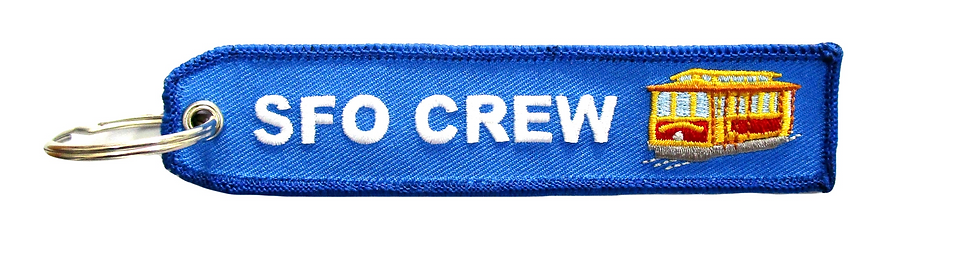Crew Base Tag - SFO