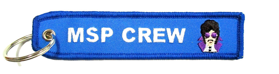 Crew Base Tag - MSP