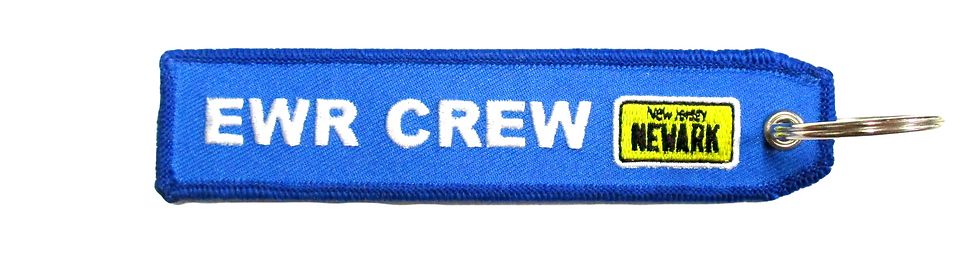 Crew Base Tag - EWR