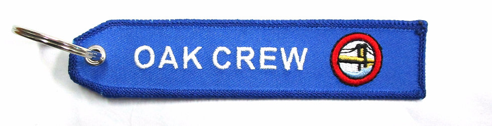 Crew Base Tag - OAK