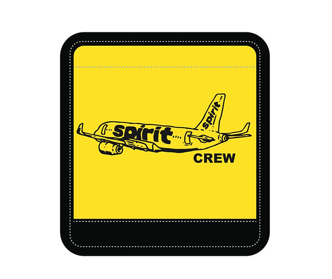 Spirit (Airplane) Soft Neoprene Handle Wrap
