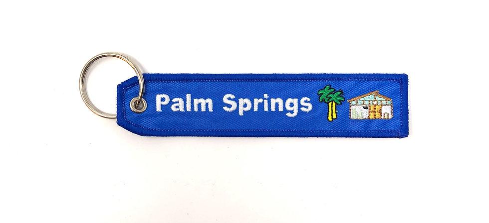 Palm Springs Bag Tag - PSP