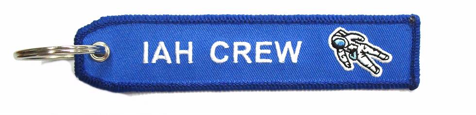 Crew Base Tag - IAH