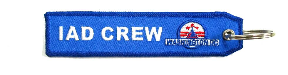 Crew Base Tag - IAD
