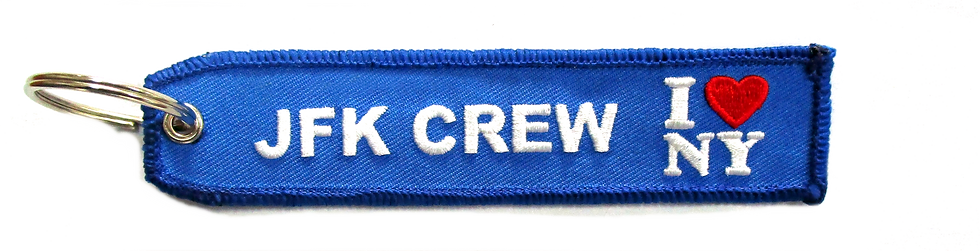 Crew Base Tag - JFK