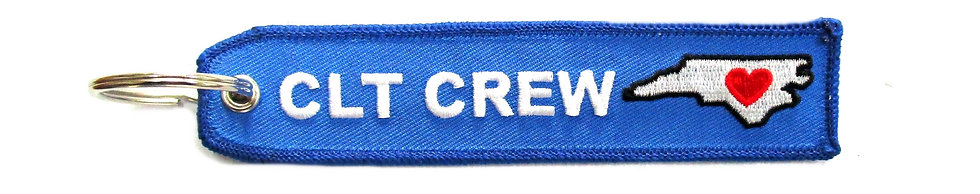 Crew Base Tag - CLT