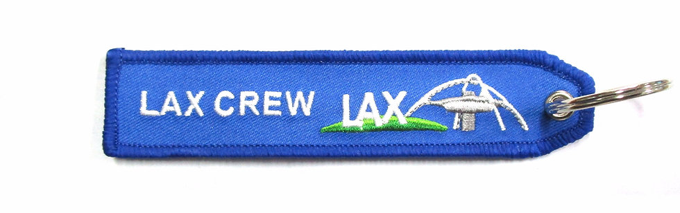 Crew Base Tag - LAX
